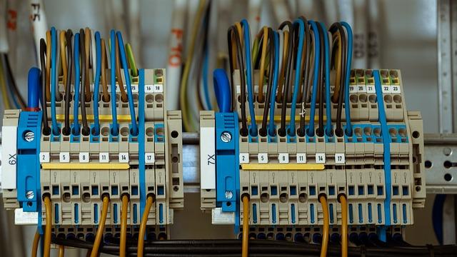 circuit électrique maison