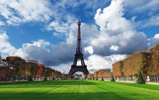 Paris tour eifel