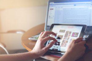 créer un site web pour communiquer